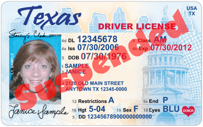 Little Elm DPS Driver License Hearing